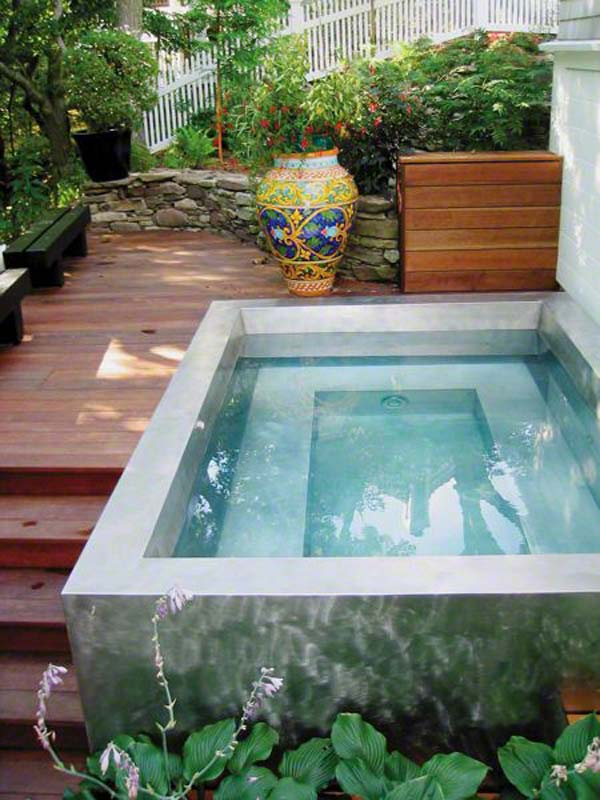 28 Mindbogglingly Alluring Small Backyard Designs Beautified By