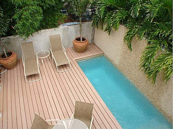 28 Mindbogglingly Alluring Small Backyard Designs Beautified by Swimming Pools homesthetics backyard (28)