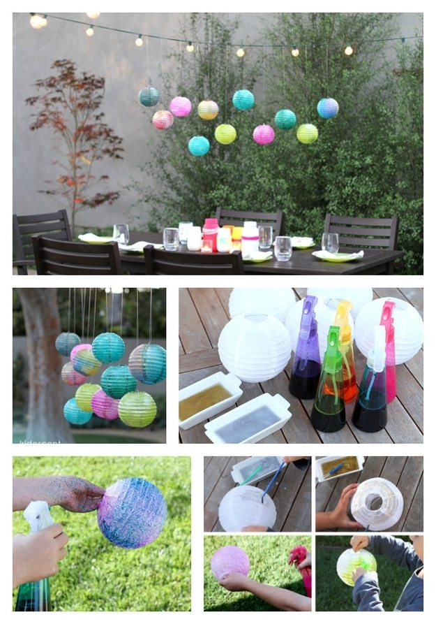 28 Super Awesome Outdoor Lighting Ideas to Enhance Your Summer Nights usefuldiyprojects (10)