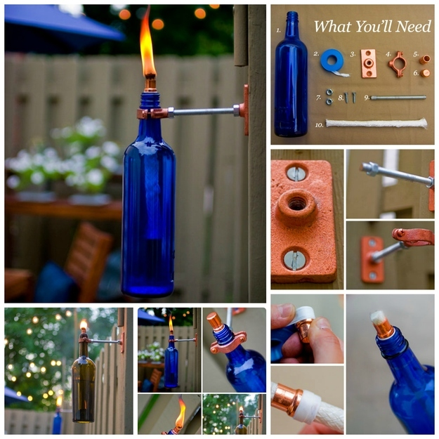 28 Super Awesome Outdoor Lighting Ideas to Enhance Your Summer Nights usefuldiyprojects (19)