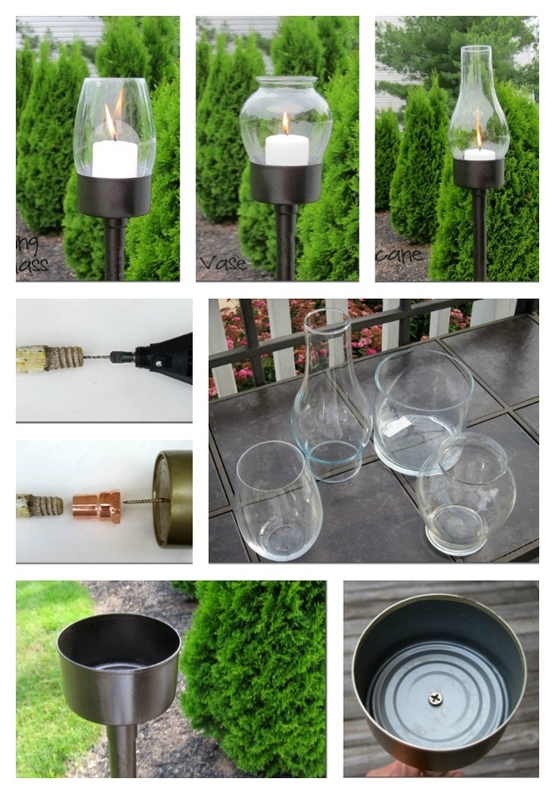 28 Super Awesome Outdoor Lighting Ideas to Enhance Your Summer Nights usefuldiyprojects (3)