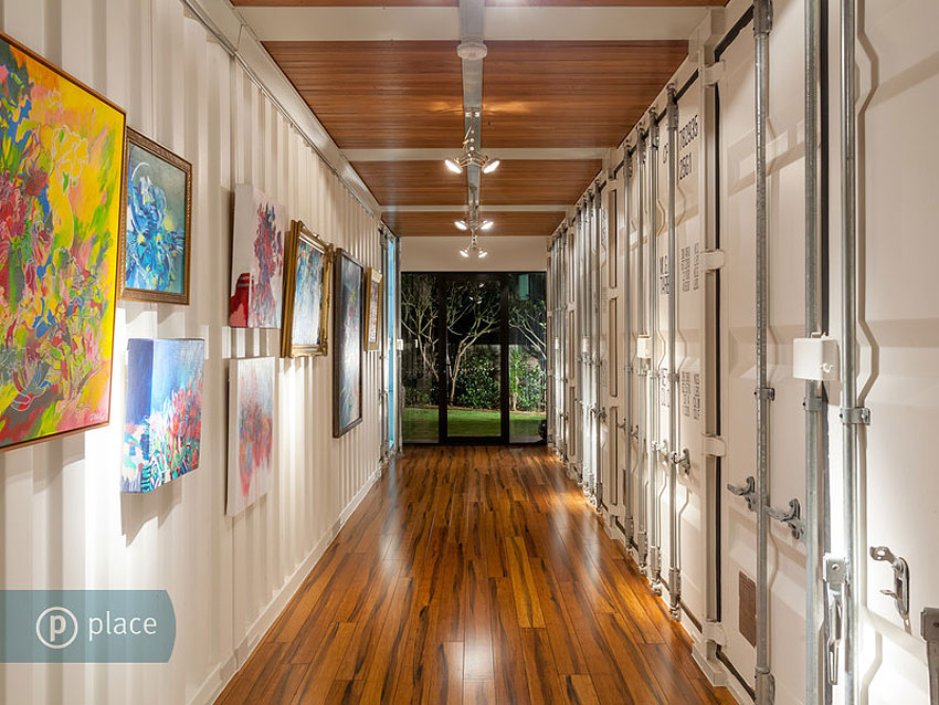 31 Containers Into One Shattering Beautiful Shipping Container Homes by Zeigler Build homesthetics decor (16)