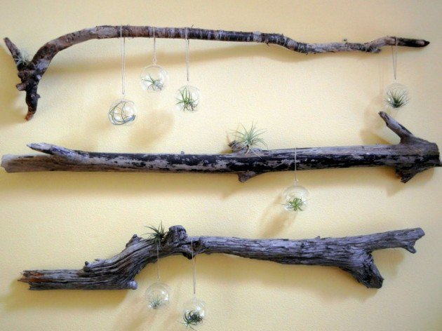 35 of The World`s Coolest DIY Driftwood Vintage Decorations homesthetics decor (13)