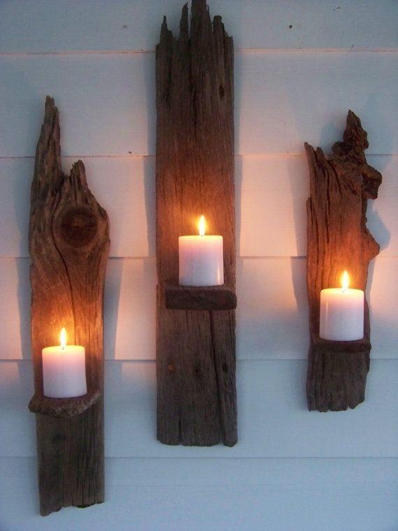 35 of The World`s Coolest DIY Driftwood Vintage Decorations homesthetics decor (5)