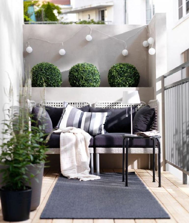 53 Mindblowingly Beautiful Balcony Decorating Ideas to Start Right Away homesthetics.net decor ideas (21)