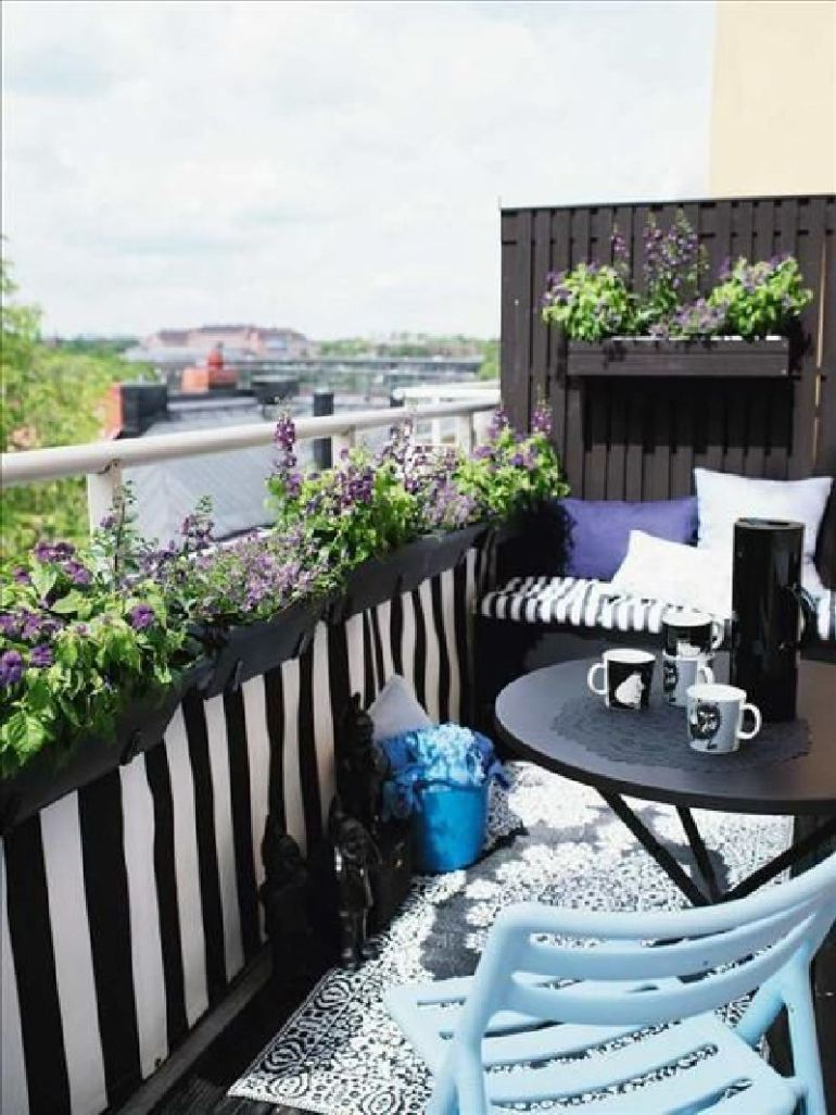 53 Mindingly Beautiful Balcony Decorating Ideas To Start Right Away Homesthetics Decor