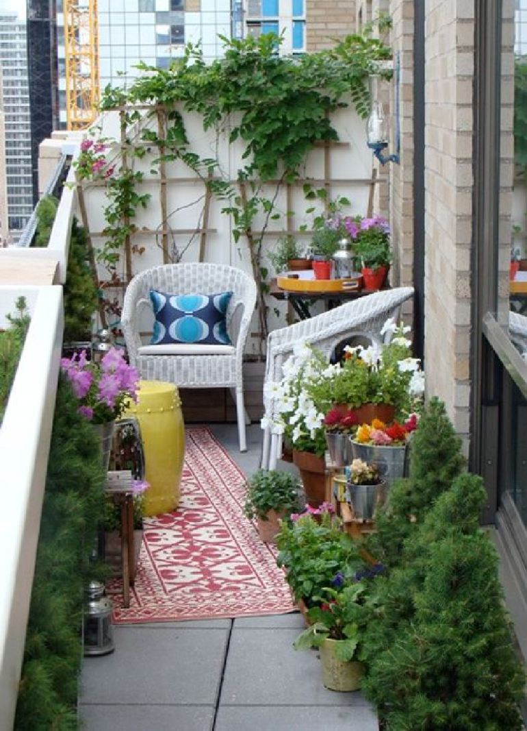 53 Mindblowingly Beautiful Balcony Decorating Ideas to Start Right Away homesthetics.net decor ideas (30)