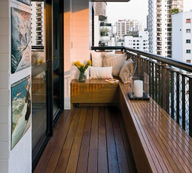 Second Home Decorating Ideas: 53 Mindblowingly Beautiful Balcony Decorating Ideas To