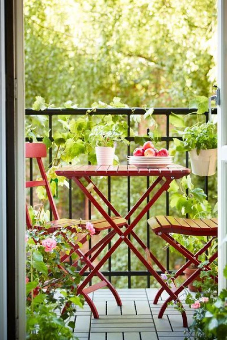 Beautiful small terrace gardens - 53 Mindblowingly Beautiful Balcony Decorating Ideas To Start Right Away Homesthetics Net Decor Ideas