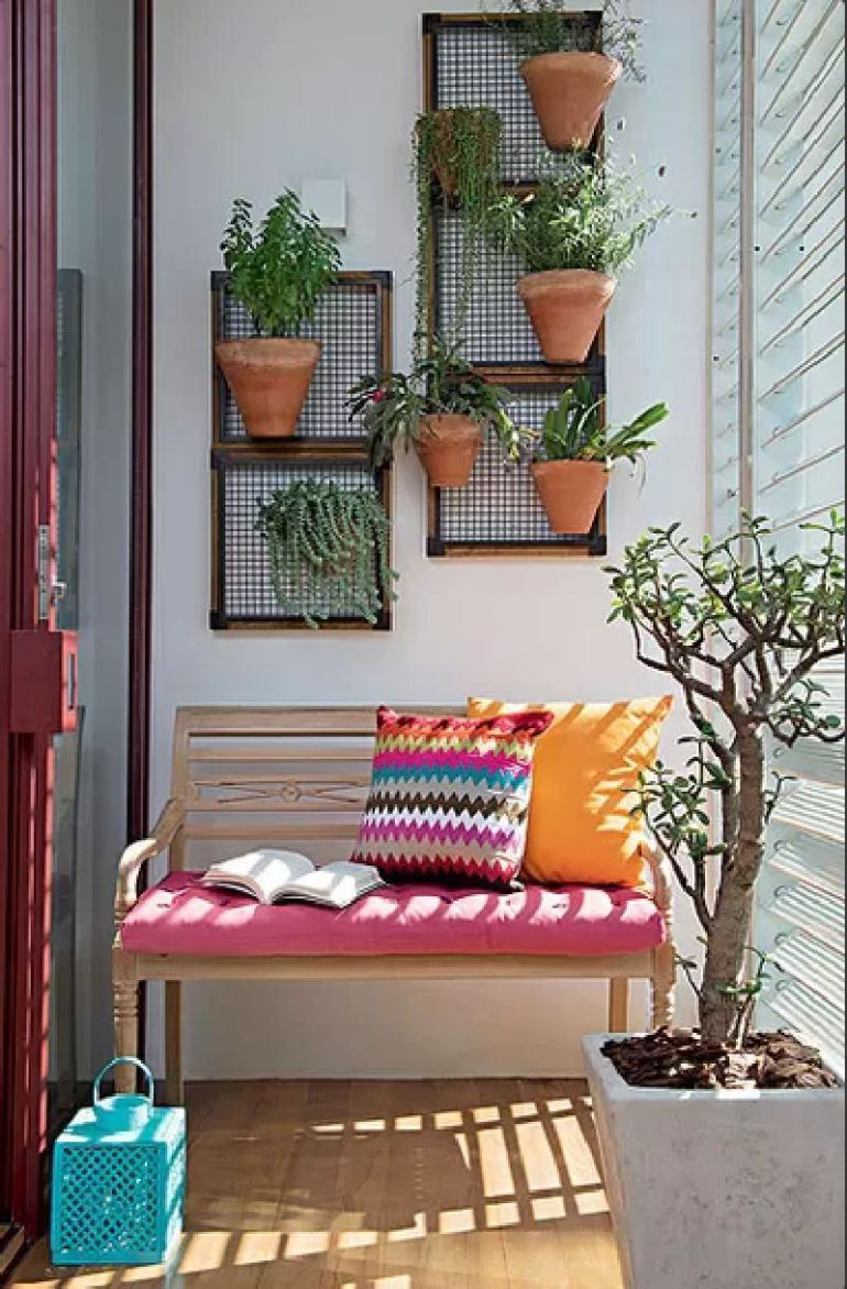 53 mindblowingly beautiful balcony decorating ideas to for Wanddeko balkon