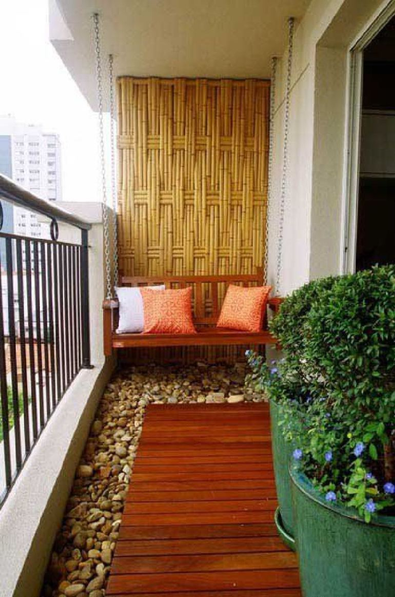 53 mindblowingly beautiful balcony decorating ideas to for Pic of balcony