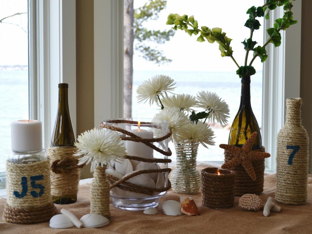 Decorate your home with wine bottle crafts -homesthetics (4)