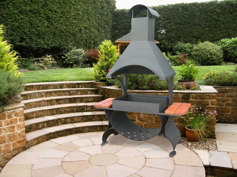 Extraordinary Authenticity in 41 Barbecue and Grill Design Ideas For Your Parties  homesthetics grill barbecue design ideas (18)