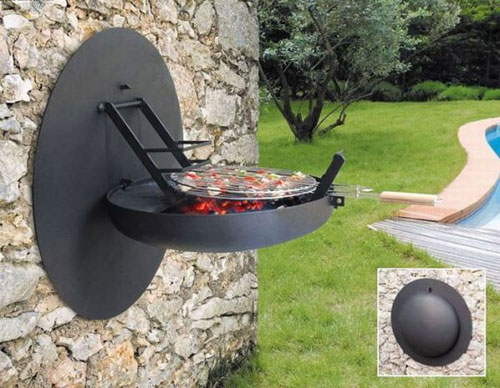 Extraordinary Authenticity in 41 Barbecue and Grill Design Ideas ...
