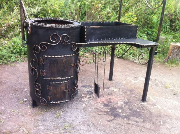 Extraordinary Authenticity in 41 Barbecue and Grill Design Ideas For ...