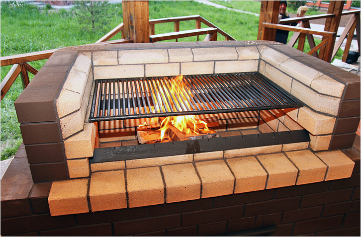 Extraordinary Authenticity in 41 Grill and Barbecue  Design Ideas For Your Parties  homesthetics grill design ideas