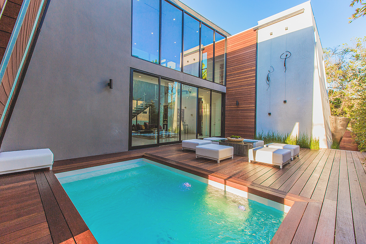 High-End Modern Mansion by Amit Apel Architecture Located in Los Angeles, CA homesthetics decor (12)