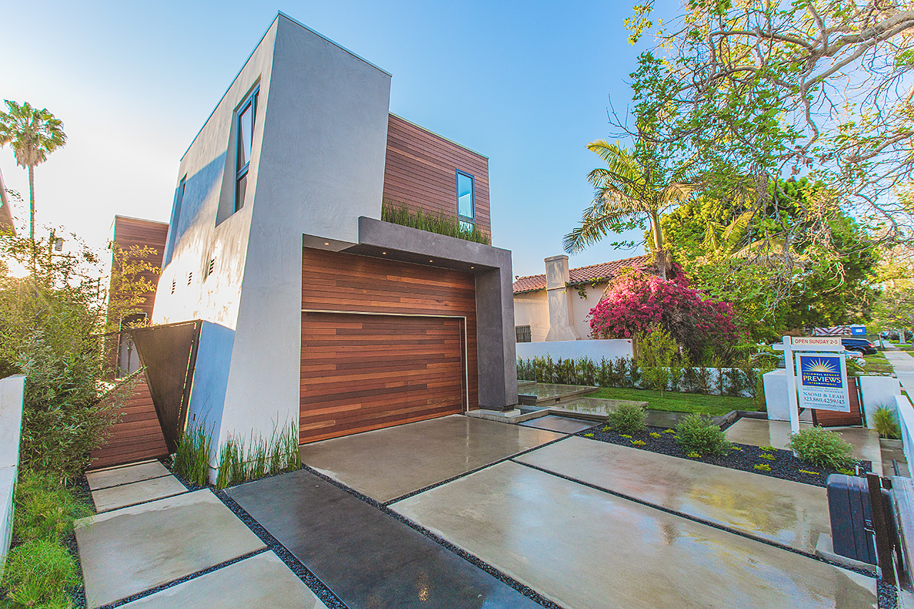 High-End Modern Mansion by Amit Apel Architecture Located in Los Angeles, CA homesthetics decor (20)