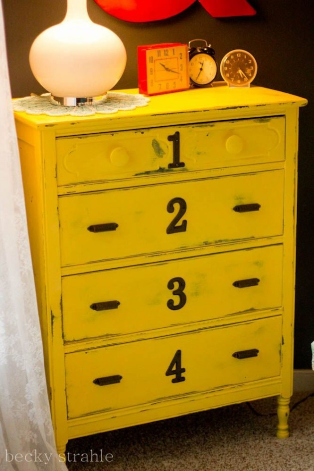 Paint Your World With Yellow Furniture Ideas Www Homesthetics 11