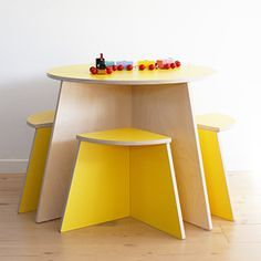 Paint Your World With Yellow Furniture projects-www.homesthetics (52)