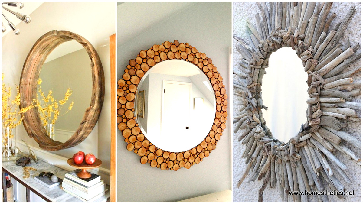 17 spectacular diy mirror design ideas to beautify your decor - Diy Design Ideas
