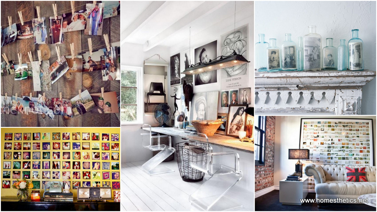 1 Learn How to Display Photos on Your Walls
