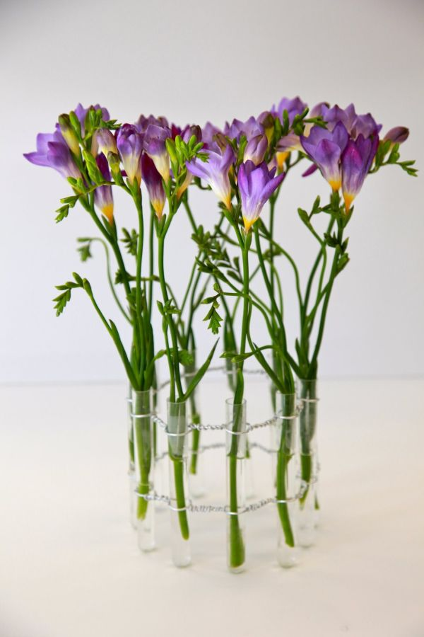 11 DIY Unique Test Tube Flower Vases- homesthetics decor (7)