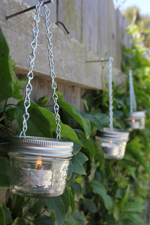 16 DIY Magical Outdoor Lighting Solutions for Your Backyard - homesthetics decor (15)