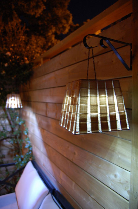 16 DIY Magical Outdoor Lighting Solutions for Your Backyard - homesthetics decor (3)