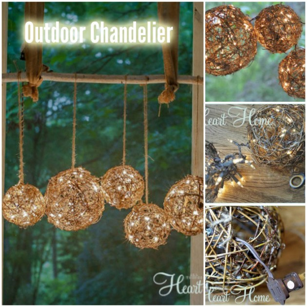 16 DIY Magical Outdoor Lighting Solutions for Your Backyard - homesthetics decor (5)