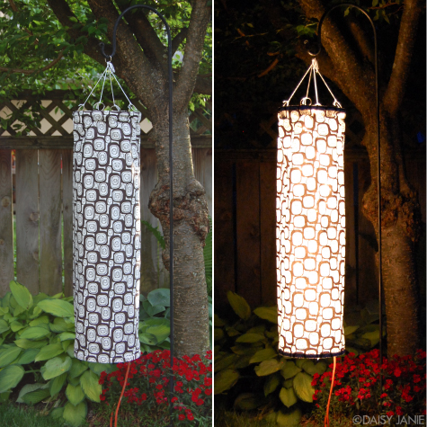 16 DIY Magical Outdoor Lighting Solutions for Your Backyard - homesthetics decor (7)