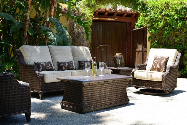 16 Extraordinary Beautiful and Relaxing Patio Designs For Your Backyard homesthetics backyard landscaping design (11)