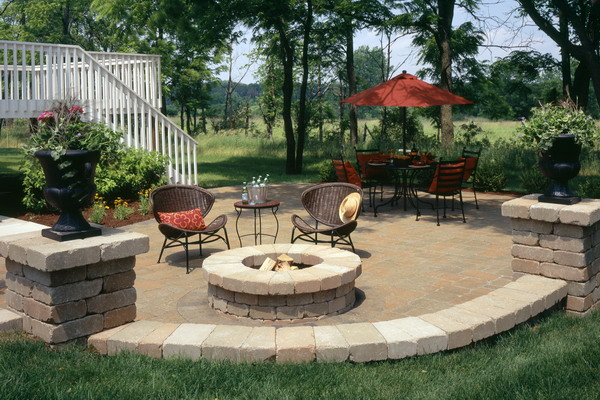 Beautiful And Relaxing Patio Designs For Your Backyard Backyard Landscaping  Design With Patio Designs