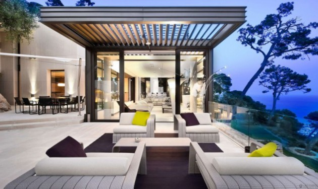 16 Extraordinary Beautiful and Relaxing Patio Designs For Your Backyard homesthetics backyard landscaping design (3)