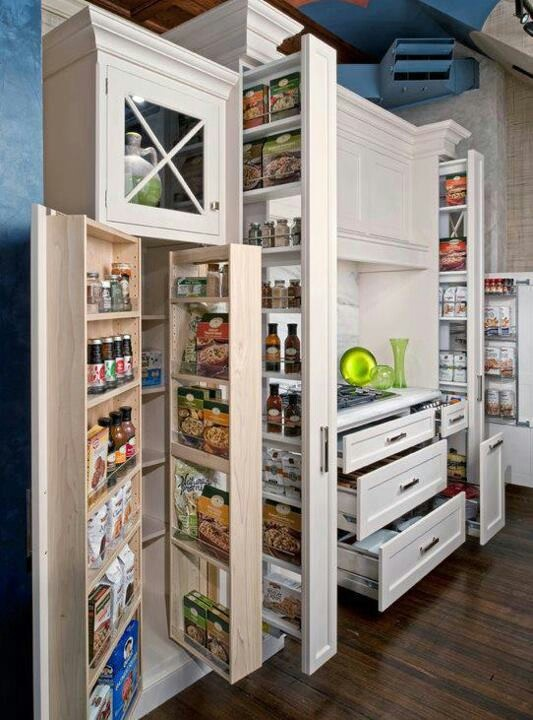 16 Highly Functional Space Saving Ideas For Your Tiny Home homesthetics  small kitchen furniture (5
