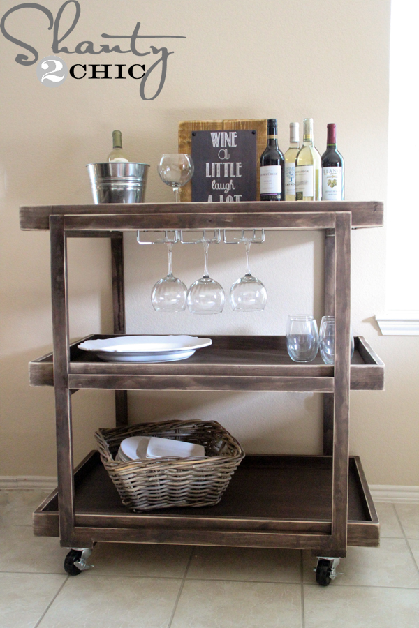 16 Small DIY Home Bar Ideas That Will Enhance Your Parties homesthetics bar diy projects (14)