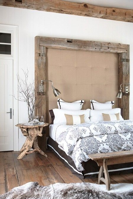 17 Simple and Magnificent Ways to Beautify Your Household Through Wood DIY Projects breathtaking wooden bedroom design