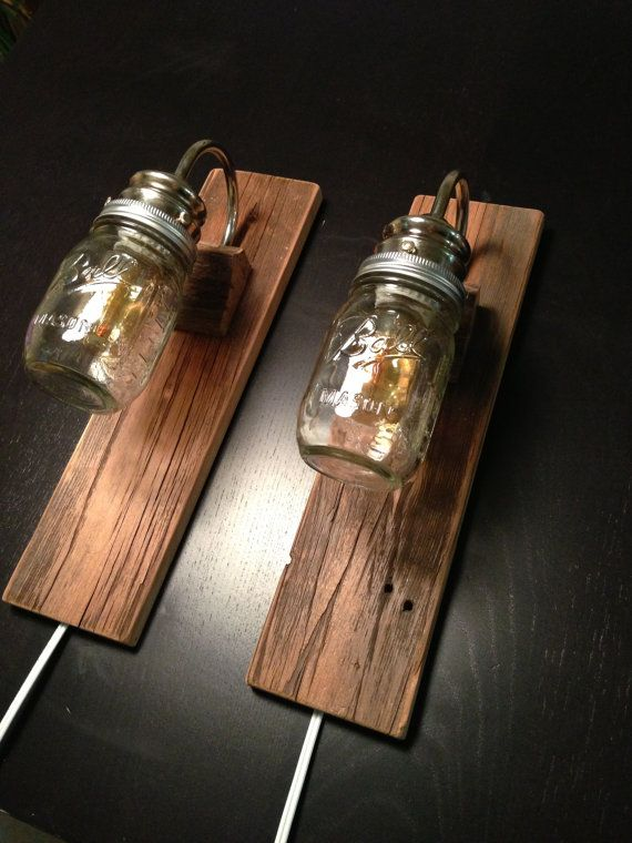 Wall Light Fixture Diy : Diy Wall Mount Light Fixture - Light Fixtures