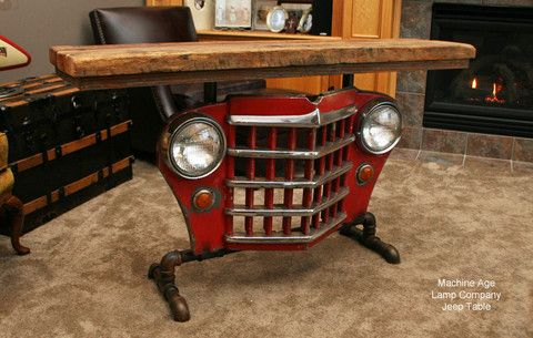 17 Simple and Magnificent Ways to Beautify Your Household Through Wood DIY Projects steampunk industrial barn wood desk homesthetics