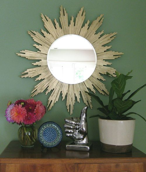 17 Spectacular DIY Mirror Design Ideas To Beautify Your Decor homesthetics diy projects (13)