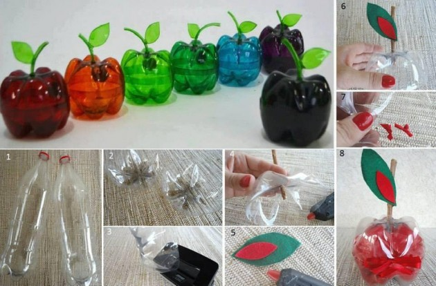 17 of The Worlds Best Tutorials On How to Reuse Plastic Bottles In Your Household plastic bottles recycling ideas homesthetics (1)