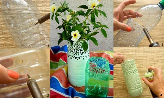 40 Of The Worlds Best Tutorials On How To Reuse Plastic Bottles In Delectable Decoration With Plastic Bottles