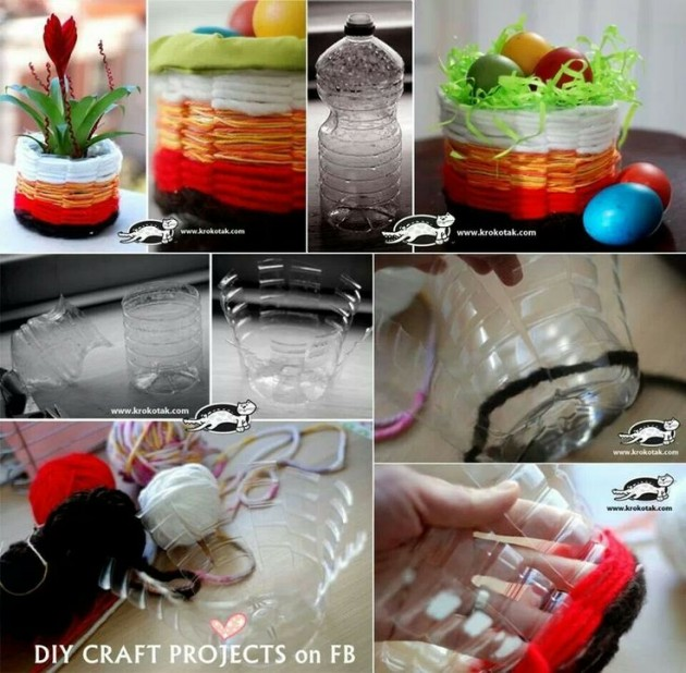 17 of The Worlds Best Tutorials On How to Reuse Plastic Bottles In Your Household plastic bottles recycling ideas homesthetics (15)