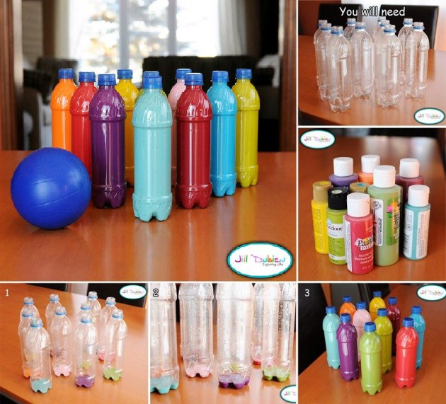 17 of The Worlds Best Tutorials On How to Reuse Plastic Bottles In Your Household plastic bottles recycling ideas homesthetics (16)