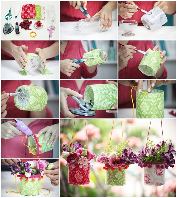 17 of The Worlds Best Tutorials On How to Reuse Plastic Bottles In ...