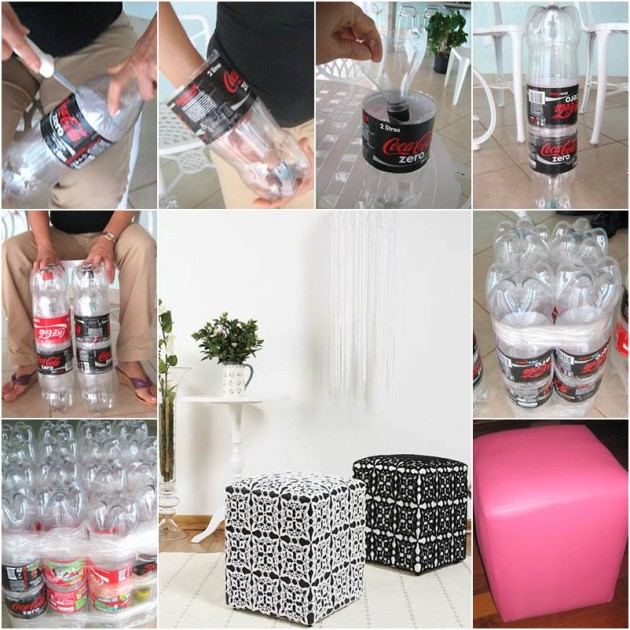 17 of The Worlds Best Tutorials On How to Reuse Plastic Bottles In Your Household plastic bottles recycling ideas homesthetics (3)