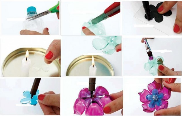 17 of The Worlds Best Tutorials On How to Reuse Plastic Bottles In Your Household plastic bottles recycling ideas homesthetics (6)