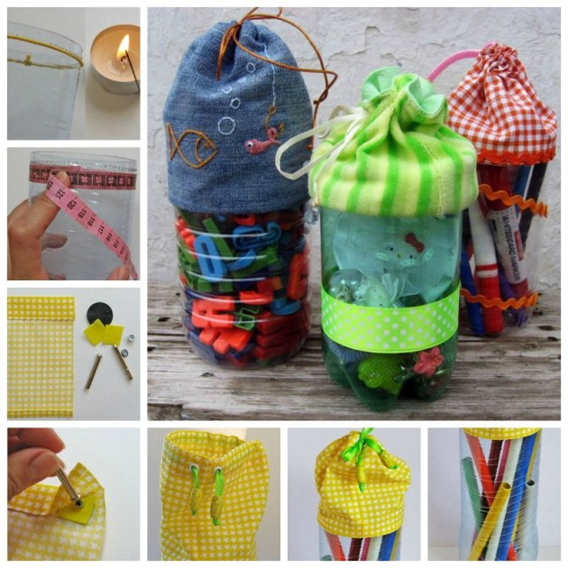 17 of The Worlds Best Tutorials On How to Reuse Plastic Bottles In Your Household plastic bottles recycling ideas homesthetics (7)