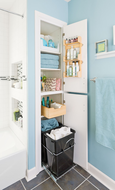 18 Smart DIY Bathroom Storage Ideas and Tricks Worth Considering homesthetics decor (1)