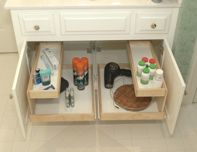 18 Smart DIY Bathroom Storage Ideas and Tricks Worth ...